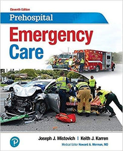 (eBook PDF) Prehospital Emergency Care 11th Edition