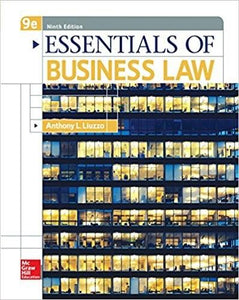 (eBook PDF) Essentials of Business Law 9th Edition