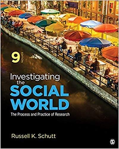 (eBook PDF) Investigating the Social World: The Process and Practice of Research 9th Edition