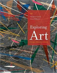 Exploring Art: A Global, Thematic Approach 5th