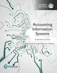 Accounting Information Systems, 14th Global Edition