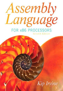 Assembly Language for X86 Processors 7th Edition