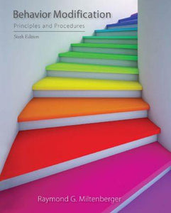 Behavior Modification; Principles and Procedures 6th 6E
