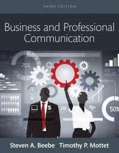 Business and Professional Communication 3rd 3E