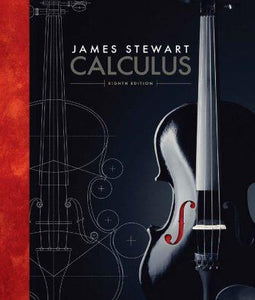 Calculus 8th 8E James Stewart