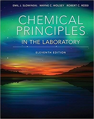 Chemical Principles in the Laboratory, 11th Edition