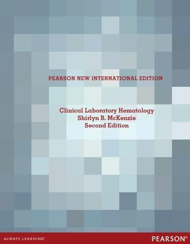 Clinical Laboratory Hematology 2nd Edition