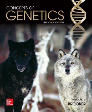 Concepts of Genetics 2nd 2E Robert Brooker
