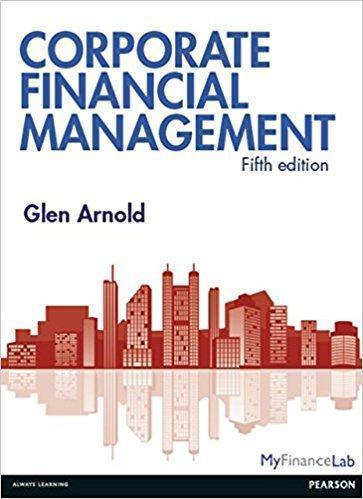 Corporate Financial Management 5th Edition