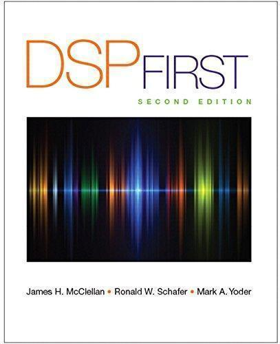DSP First 2nd Edition