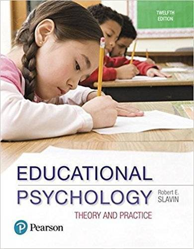 Educational Psychology: Theory and Practice 12th edition