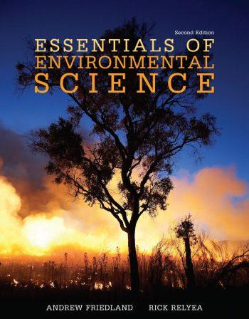 Essentials of Environmental Science 2nd 2E