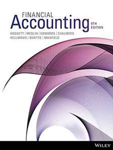Financial Accounting 9th Edition by Hoggett