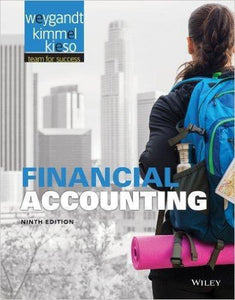 Financial Accounting – Standalone book 9th edition