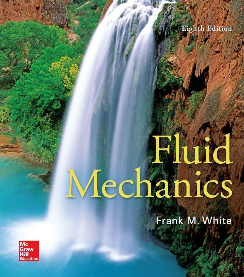 Fluid Mechanics 8th Edition By Frank White