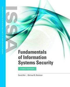 Fundamentals of information systems security 3th Edition
