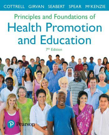 Principles and Foundations of Health Promotion and Education 7th 7E