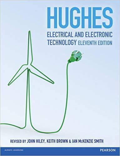 Hughes Electrical and Electronic Technology 11th Edition