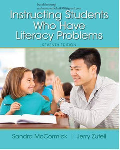 Instructing Students Who Have Literacy Problems 1st Edition