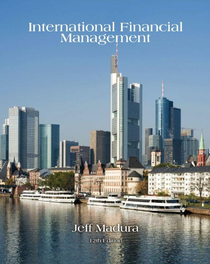 International Financial Management 12th edition