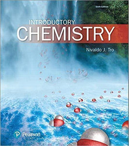 Introductory Chemistry 6th ed by Nivaldo Tro