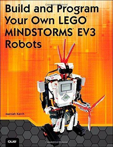 LEGO Mindstorms EV3 : build and program your own LEGO robots 1st Edition