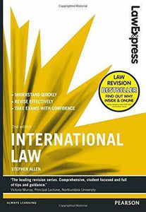 Law Express: International Law 2nd Edition