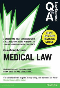 Medical Law Law Express Question and Answer 1st Edition