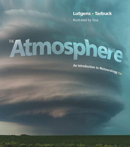 Atmosphere An Introduction to Meteorology 13th edition