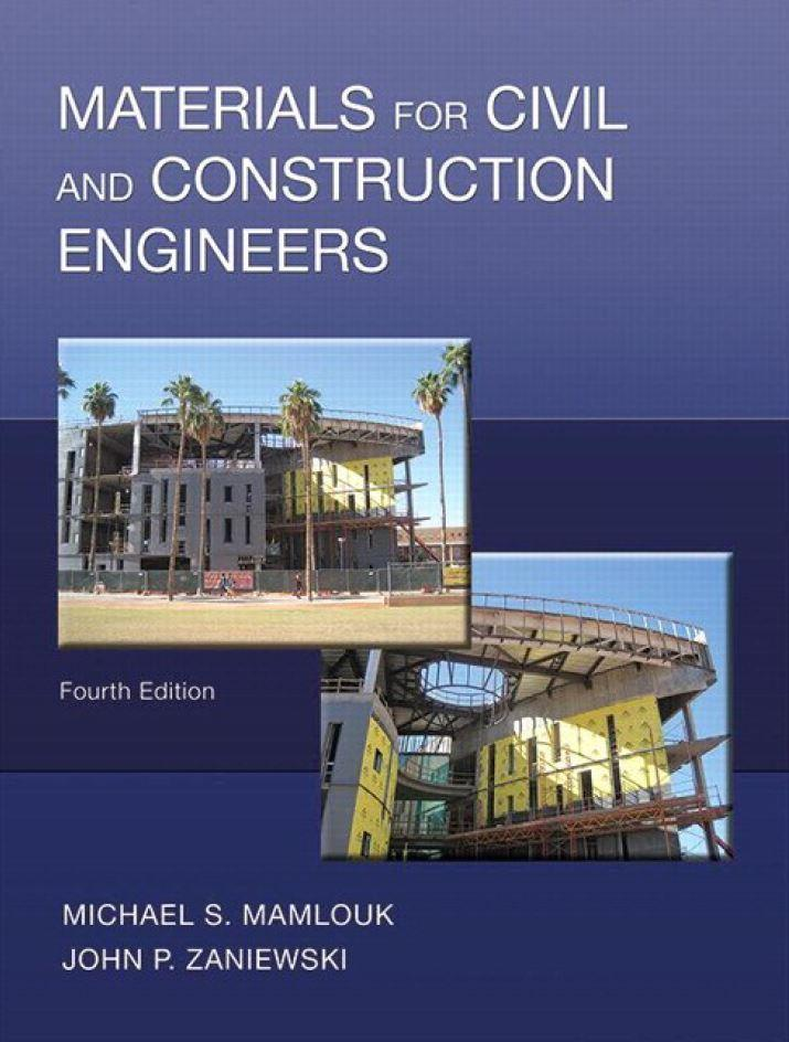 Materials for Civil and Construction Engineers 4th Edition