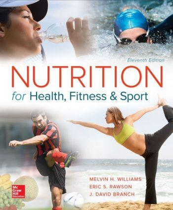 Nutrition for Health Fitness and Sport 11th 11E
