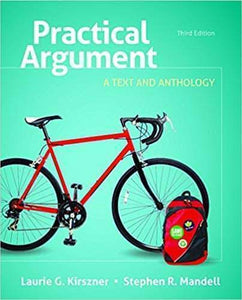 Practical Argument: A Text and Anthology 3rd Edition