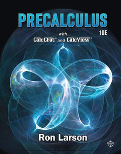 Precalculus with CalcChat and CalcView 10th Edition