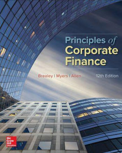 Principles of Corporate Finance 12th 12E