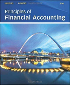 Principles of Financial Accounting, 11th Edition