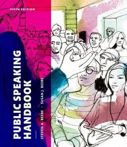 Public Speaking Handbook 5th 5E Steven Beebe