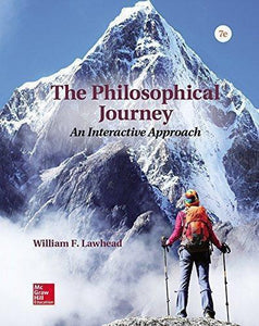 The Philosophical Journey: An Interactive Approach, 7th edition