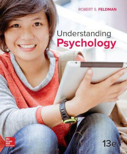 Understanding Psychology 13th 13E Robert Feldman
