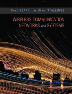 Wireless Communication Networks And Systems 1st