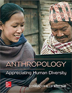 Anthropology Appreciating Human Diversity 17th Edition