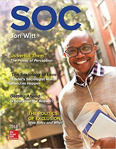 SOC 2018 5th Edition by Jon Witt