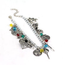 Load image into Gallery viewer, Movie Game of Thrones Charm Bracelet