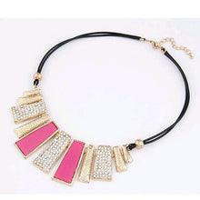 Load image into Gallery viewer, Necklaces & Pendants Collier Femme Fashion Statement Necklace for Women