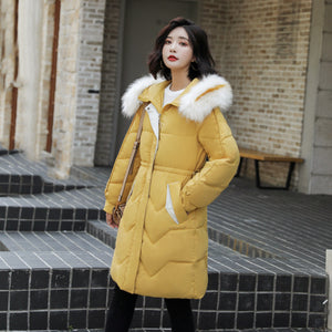 Down Jacket Woman Hooded Winter Women Jacket Plus Size Women Down Coats Jackets Warm Woman Down Parka Fashion Woman Downs Coat