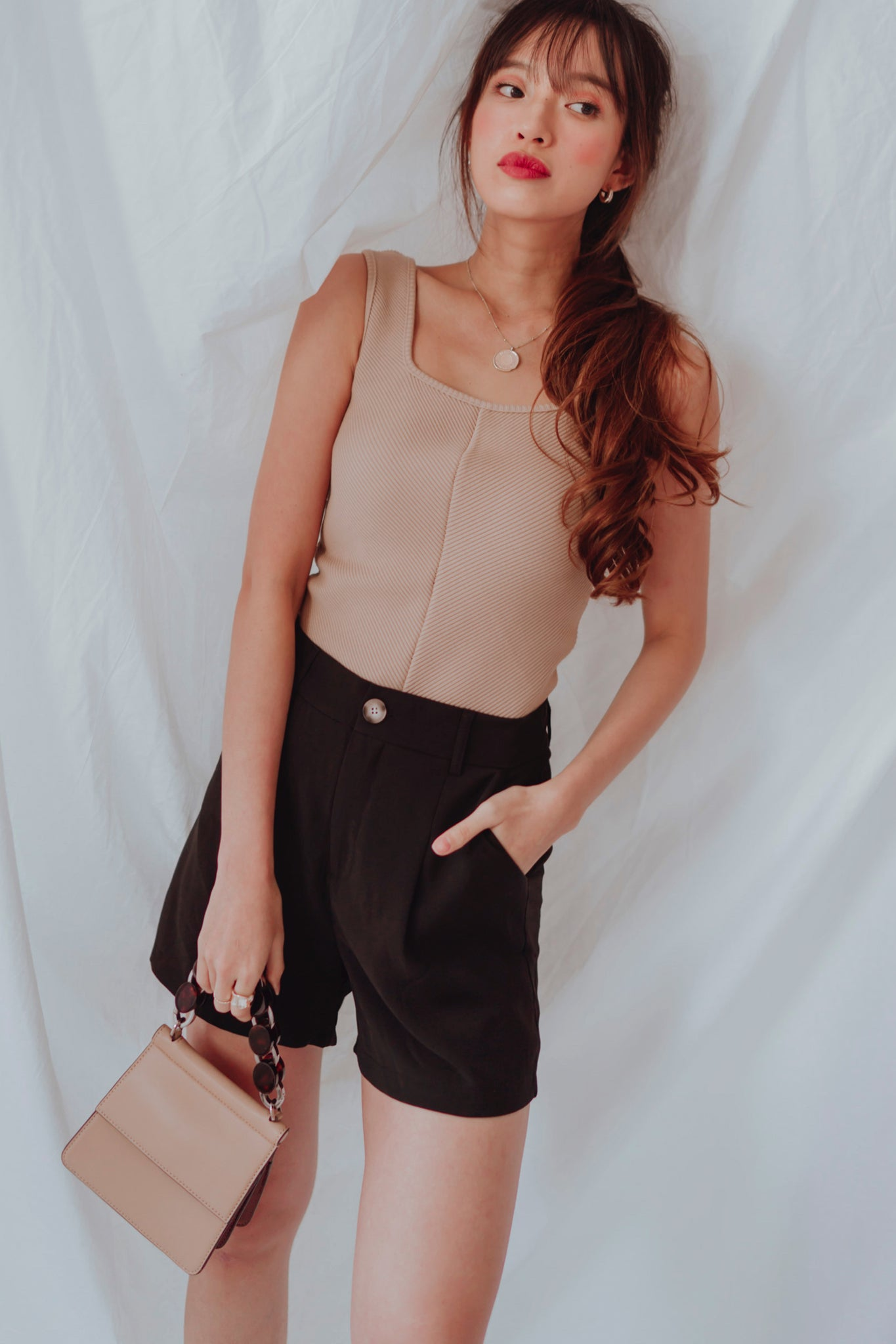 Cia Every Day Top (Nude) - XS