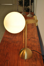 Load image into Gallery viewer, Table Lamp - Brass 360 light