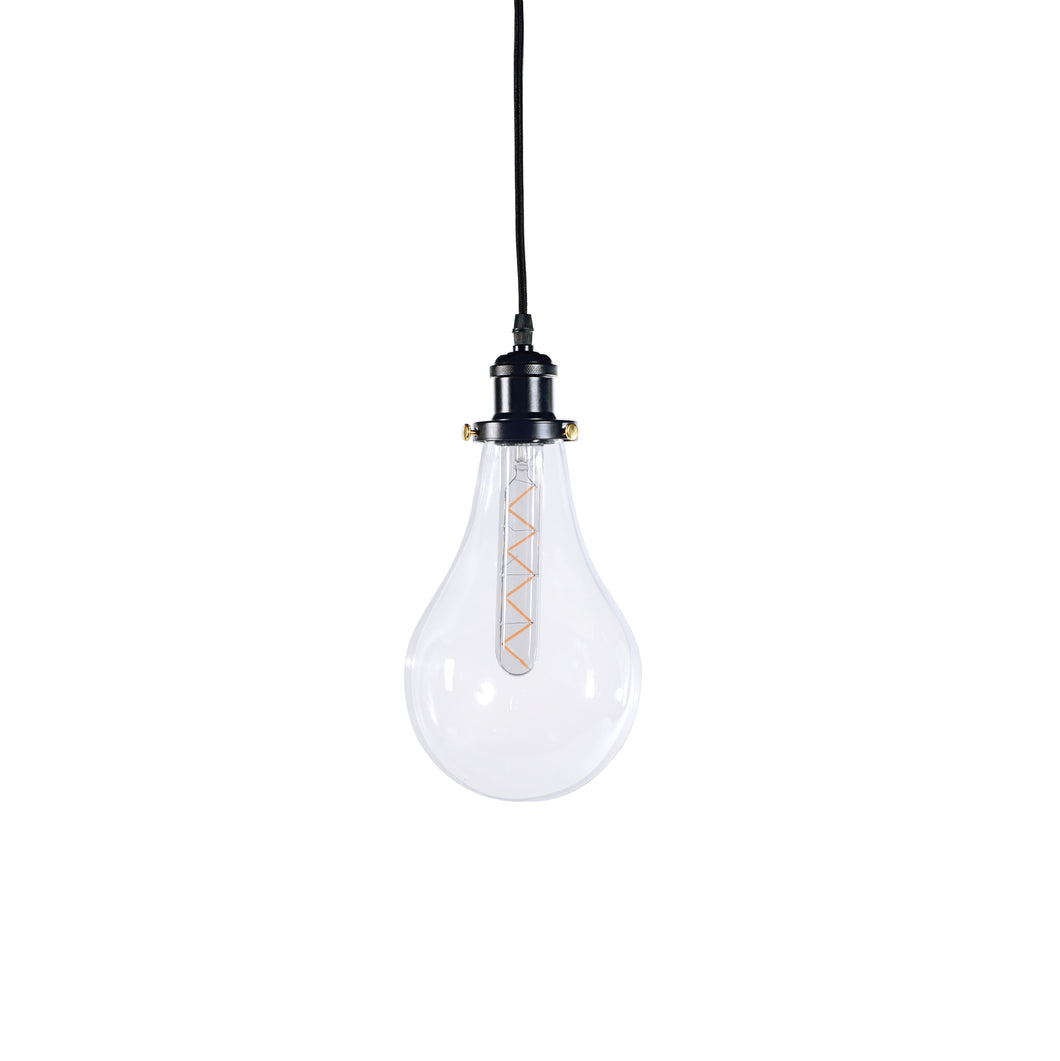 Pendant Light - Clear Glass