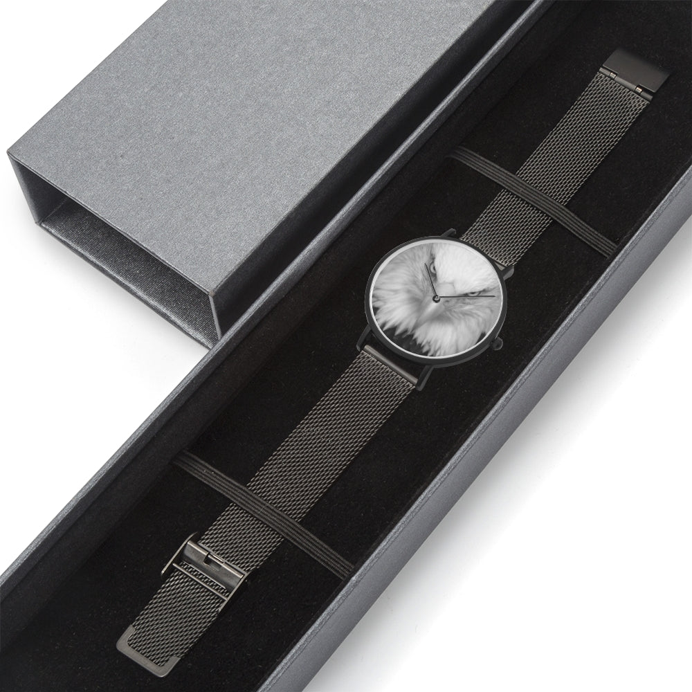 Unisex CITIZEN Stainless Steel Bands Watch. Stainless Steel Crown. Water-resistance. Business / Casual