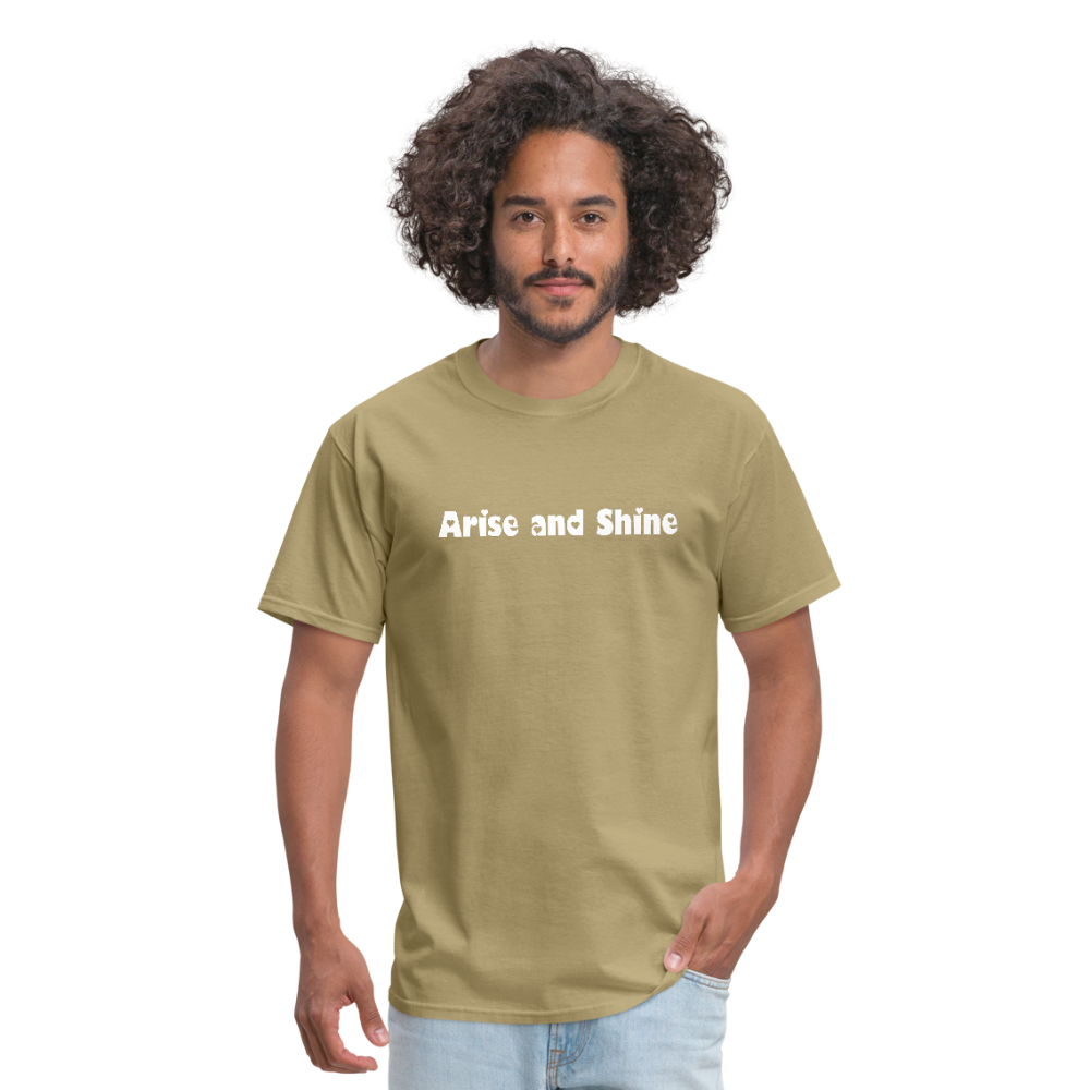 Arise and Shine Assorted Colors Men's T-Shirt