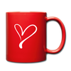 Heart Full Color Mug